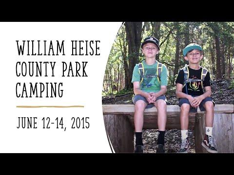 William Heise County Park - June 12-14, 2015