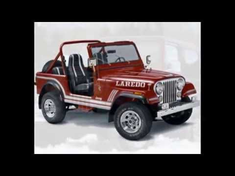 a history of jeep wranglers Jeep history new jeep models include crossovers, jeeps and suvs starting at $15,995 jeep prices for the well-known jeep wrangler start at $21,915.