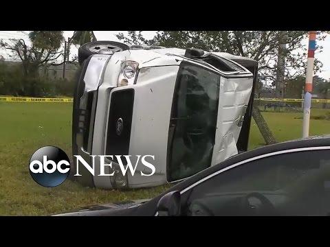 Tornado Tears Through Florida