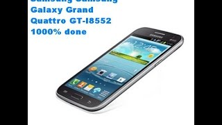 How To Flash Samsung Samsung Galaxy Grand Quattro GT-I8552 1000% done odin tool by Smart Phone Help