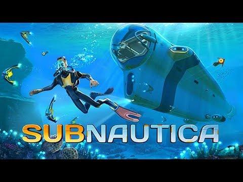 5. Let's Stream Subnautica (Thasallaphobia & Chill)