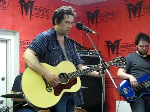 Will Hoge - The Wreckage live - Charleston, SC - Record Store Day