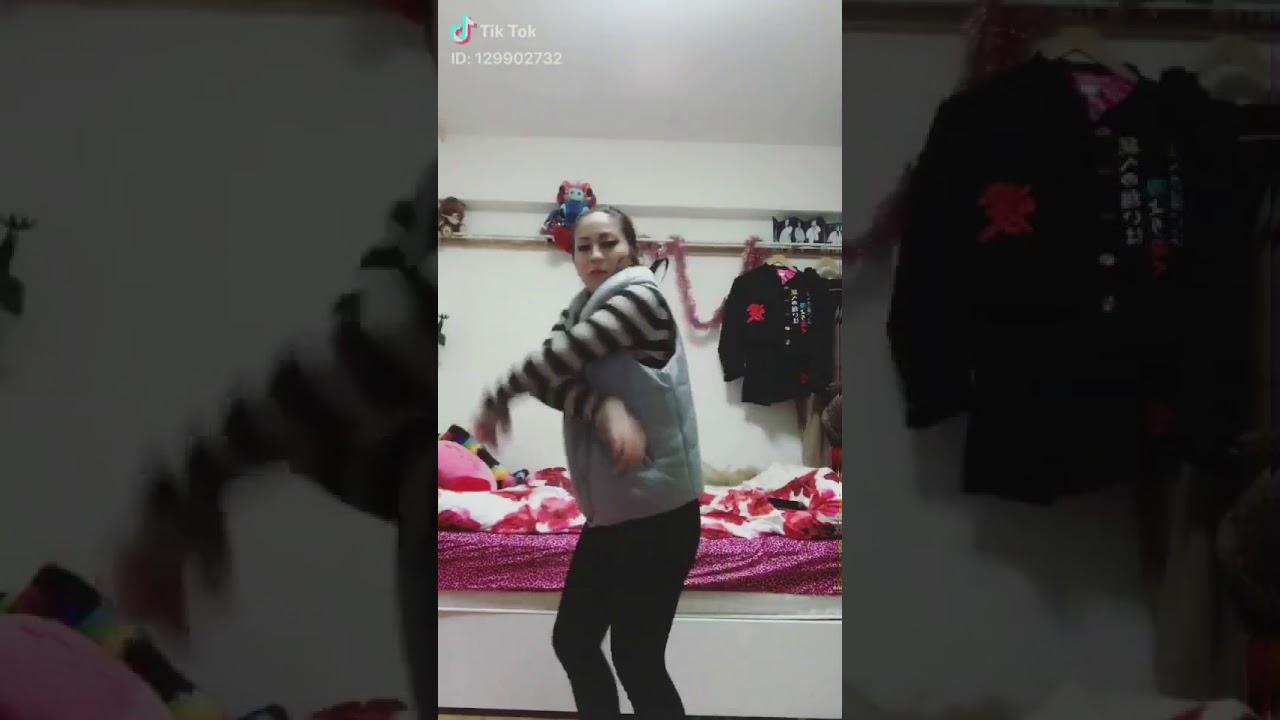 Tik tok ダンス