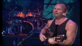 Sting - Every little thing she does is magic 1996