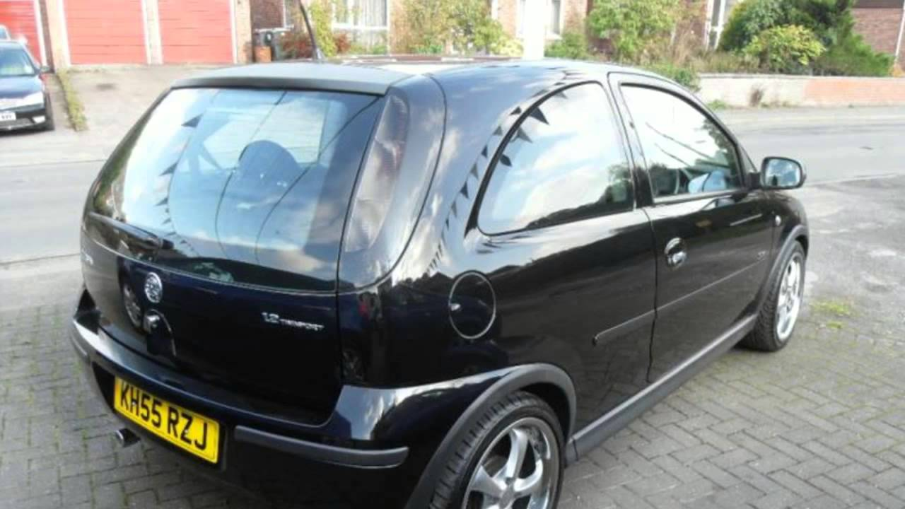 2005 vauxhall corsa sxi for sale 01980 610231 bourne valley service station youtube. Black Bedroom Furniture Sets. Home Design Ideas