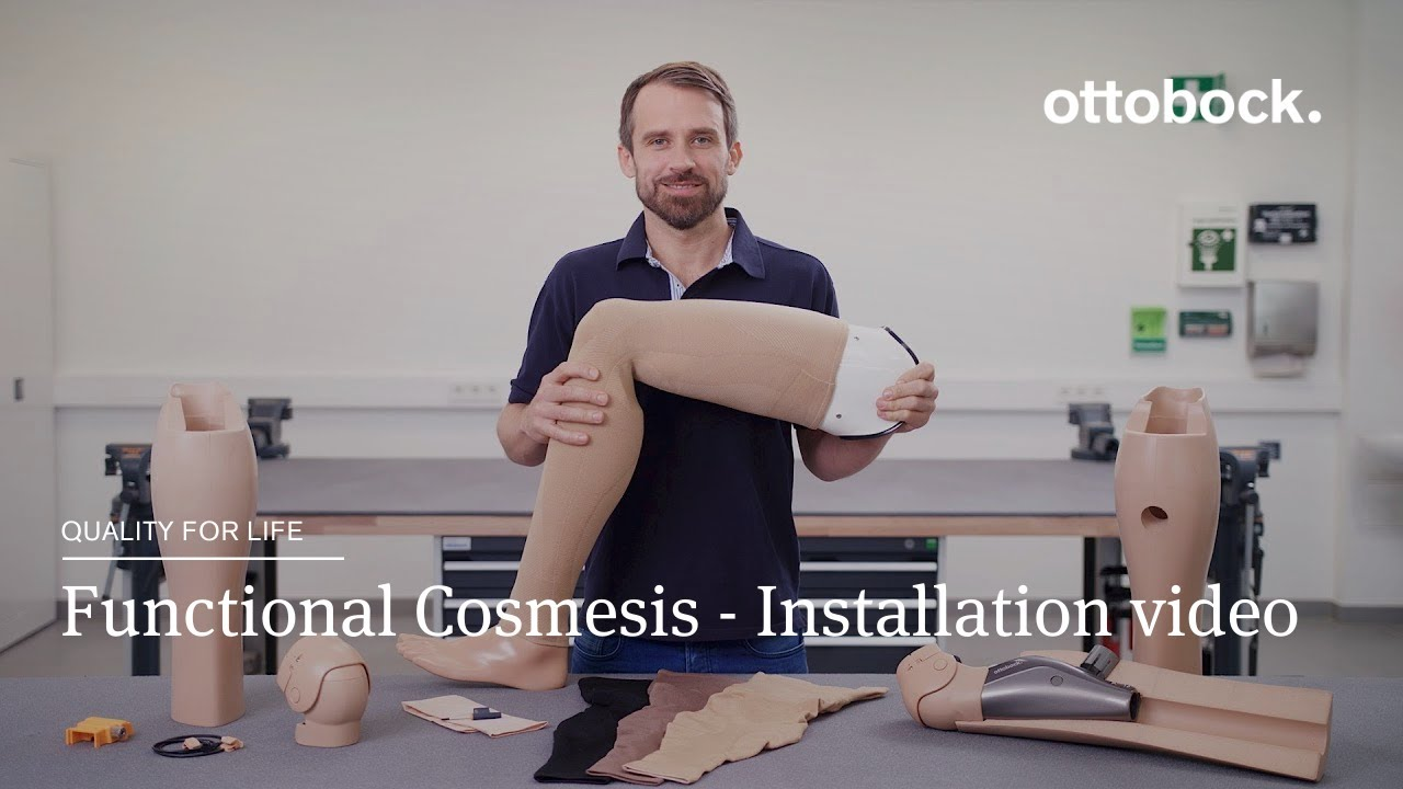 Functional Cosmesis - Installation video
