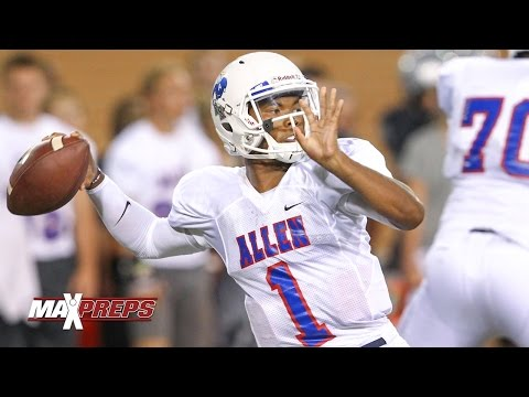 5-Star QB Kyler Murray (Texas A&M Commit) - 2014 Highlights