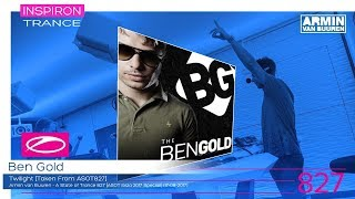 Ben Gold Twilight Taken From ASOT827