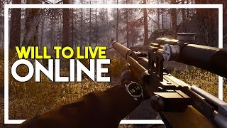 WILL TO LIVE ONLINE! - Survival MMO First Impressions (Will to Live Online Gameplay #1)