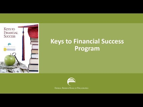 "The ""Keys to Financial Success"" High School Program"