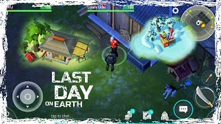 SILENT ABODE AND FIREWORKS FIELD - Last Day on Earth v1.7.5 !!