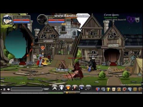 AQW How To Get Legion DoomKnight Class Full Free