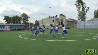 Концертная часть открытия турнира по футболу 116 выпуск КТВ