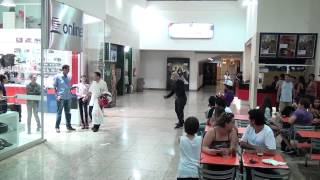Harlem Shake - Patos de Minas - Pátio Central Shopping -