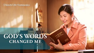 "2020 Christian Testimony Video | ""God's Words Changed Me"" 