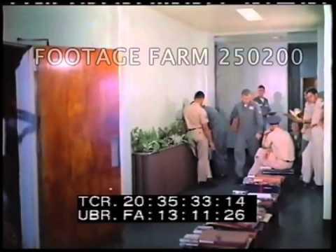 Vietnam War Guam: USAF Aircrews Mission & B52Es 25020003  Footage Farm