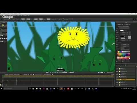 Working with Anime Studio Pro 11