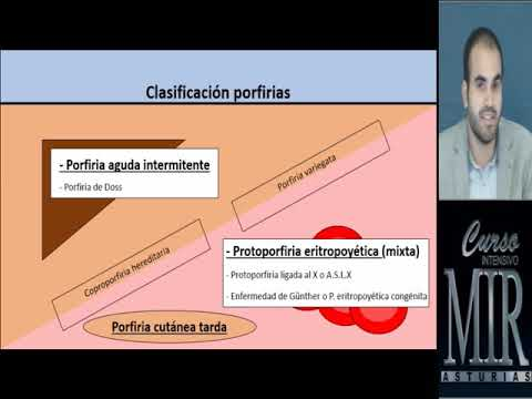 porfiria intermitente aguda y diabetes