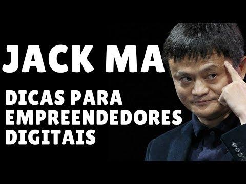 Dicas Para Empreendedores Digitais com Jack Ma Homem Mais Rico da China