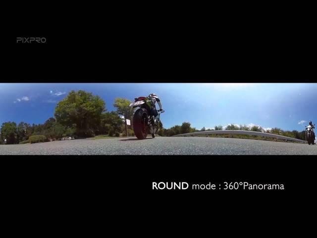 Kodak pixpro 360, photo et vidéo 360 degrés 23331868