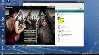 Tutorial://Como Descargar Resident Evil 4 Rip