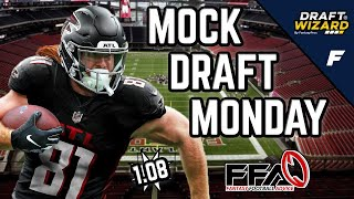 Fantasy Football Mock Draft - 2020 Fantasy Football Advice | 12 Team | PPR | 8th Pick