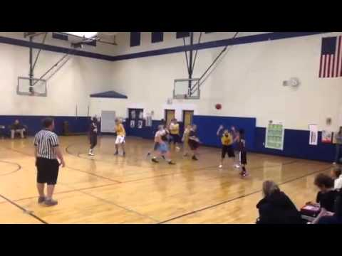 2013 8th Grade Champioship Game - 4th Quarter