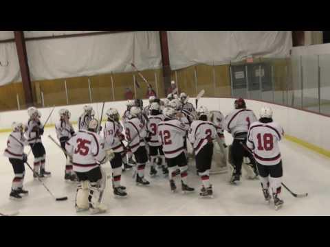 Boys Varsity Ice Hockey Baldwinsville VS Cicero North Syracuse High 2/17/2017