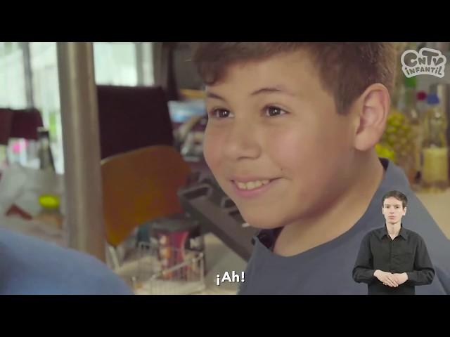 Gásfiter: Y tú ¿En que trabajas? | Videos en lengua de señas chilena para niños