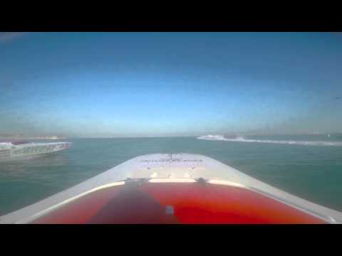 Profloors Offshore Powerboat @ Qatar Cup 2015.