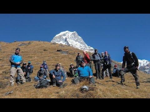 Mera Peak, Nepal, 2017