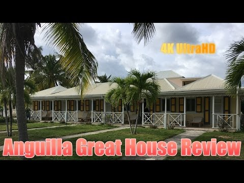 Anguilla Great House Walkthrough