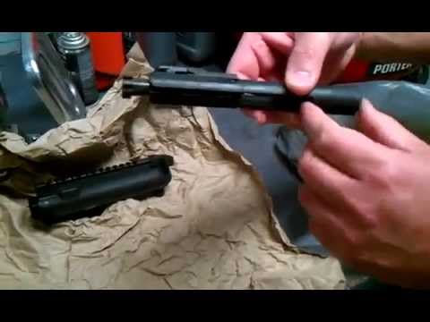 How To Build Your Own AR 15: Bolt Carrier Install