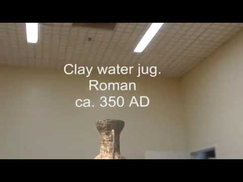 Utilizing Augmented reality in Architecture : Applications for an Archaeological Museum