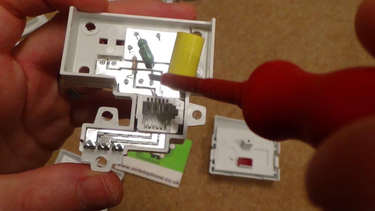 diagramvdsl wiring diagram nte 5c u0026 mk4 vdsl faceplate teardown disassembly youtubente 5c u0026 mk4 vdsl faceplate [ 1280 x 720 Pixel ]
