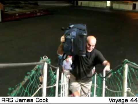 RRS James Cook Voyage 44