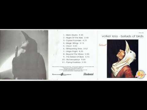 Volker Leiss Ballads of birds