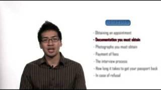 كيفية الحصول على تأشيرة دخول الولايات المتحدة