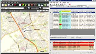 Fleet Management software demo - MS Track Pro