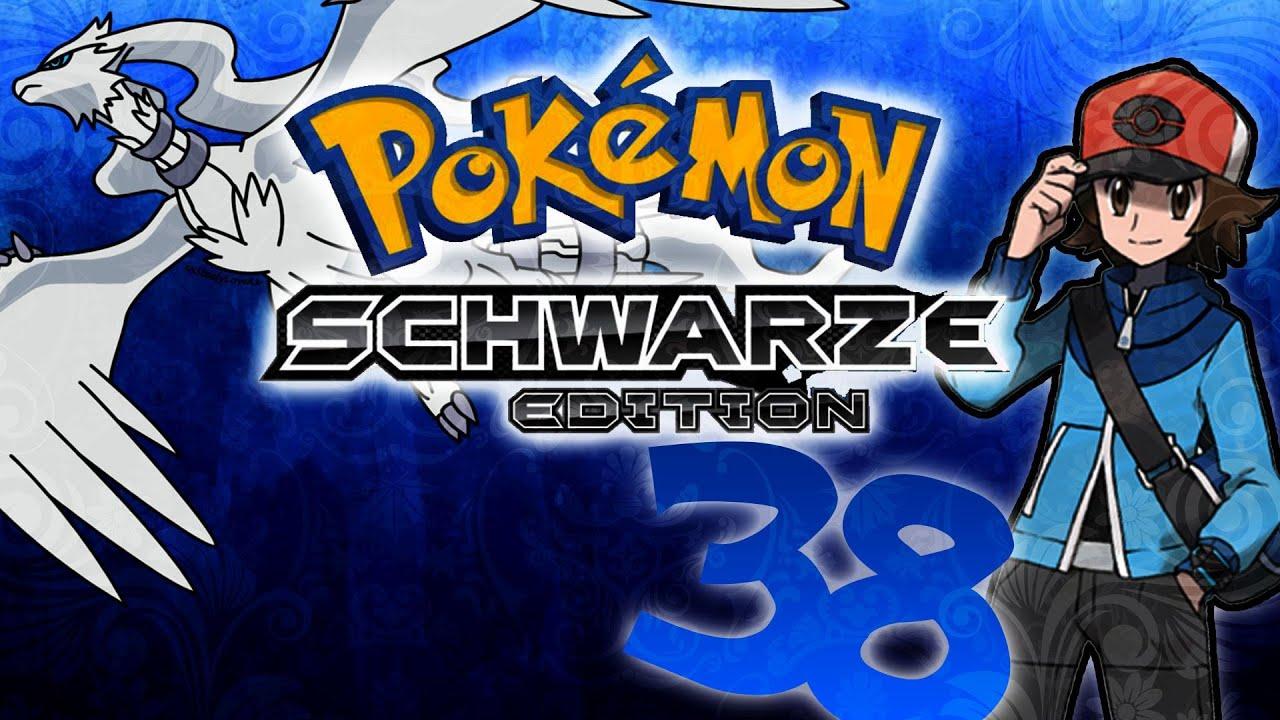 N ERSCHAFFT EIN LEGENDARY POKEMON -  Pokemon Schwarz #38
