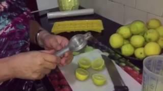 Como conservar o limão por 6 meses