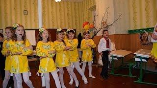 Чорнухинська ЗОШ.Відкритий урок музичного мистецтва.4 клас.2016