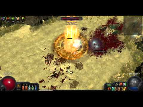 Path of Exile - Rive Dual-Wield Gladiator