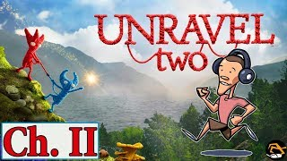 CHAPTER TWO, UNRAVEL TWO GAMEPLAY - Unravel Two Playthrough | Birdalert (NEW)