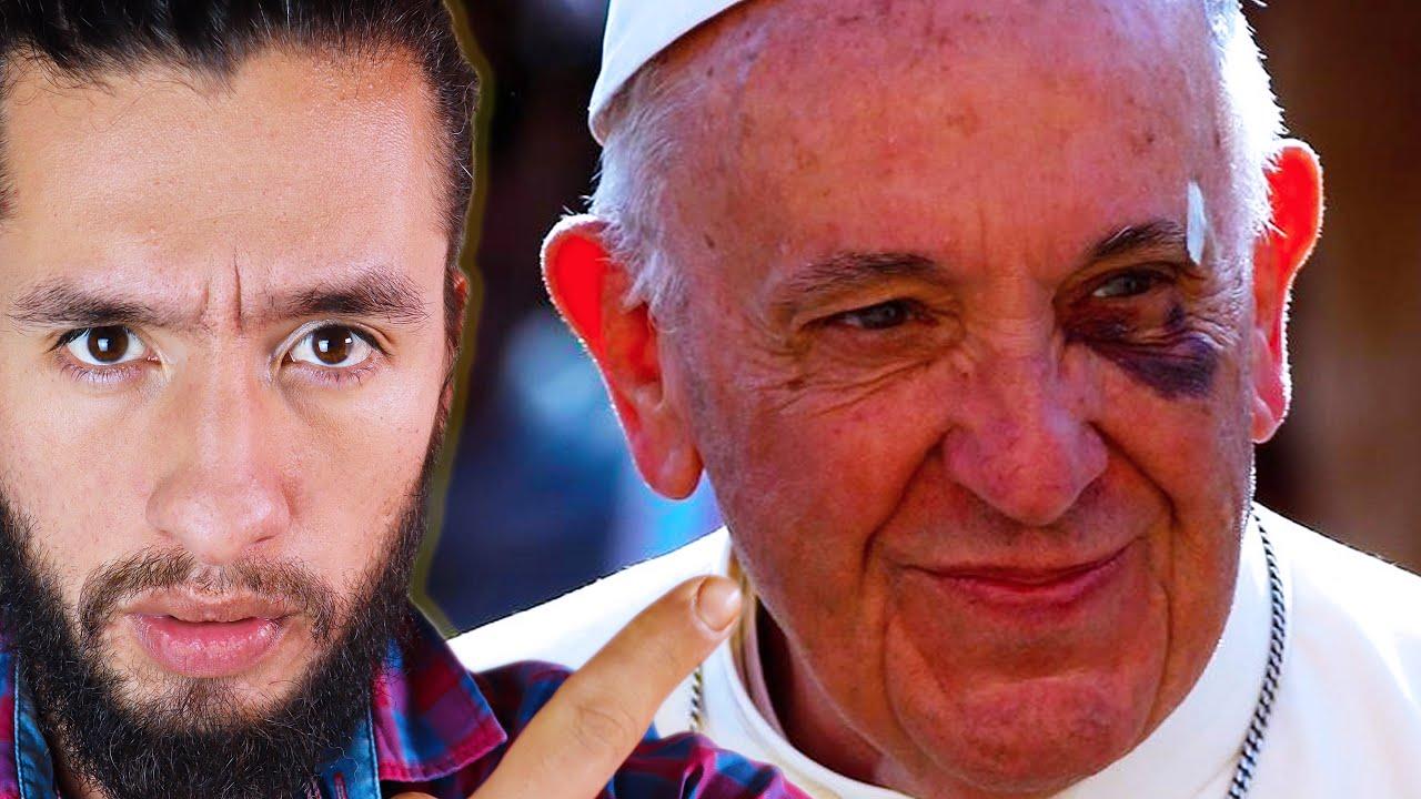 NADA SERÁ IGUAL❗ [ El PAPA NEGRO ] 🏴☠ Francisco cambió el mundo para siempre |  UNICA RELIGIÓN 🌏