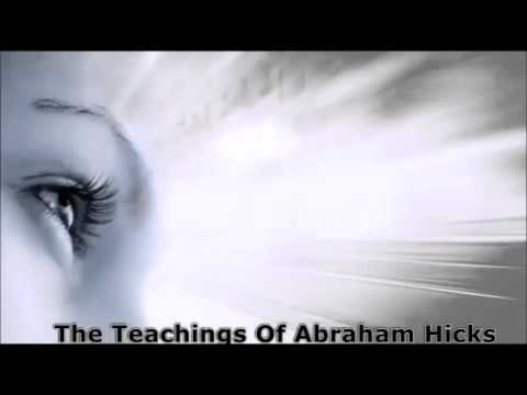 Abraham Hicks~Using imagery of the future.