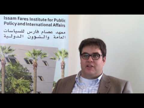 Short Interview with Randall Kuhn on the Human Development and the Arab Spring - Five Years On