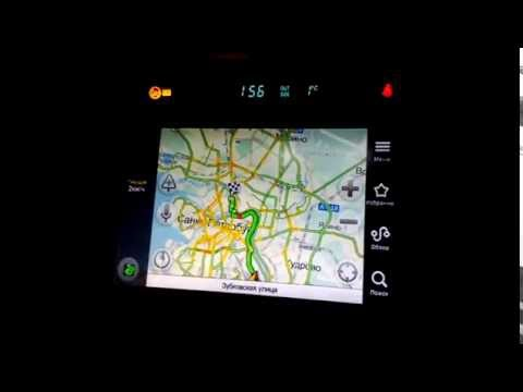 Lexus 570, Toyota 200 (2010-12)-русификация меню,радио,навигации, передачи Audio/video с телефона.