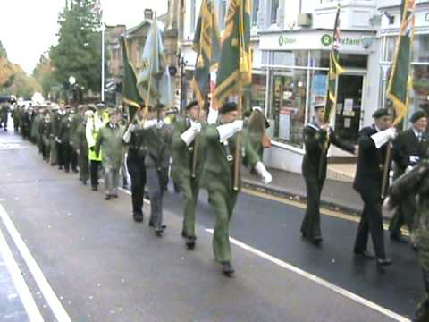 Malvern Boys' Brigade - Up Church Street - YouTube