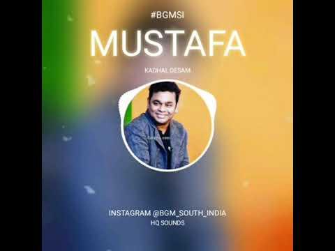 Mustafa _frndship Bgm   AR Rahman Classic frndship Bgm